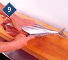 かつおの調理例9
