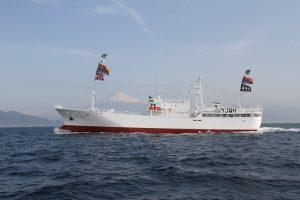 遠洋鮪延縄漁船