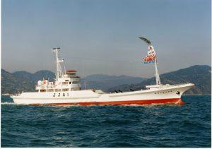 一本釣漁船