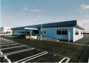 本部を旧港から新港の市場部事務所の南側に移転