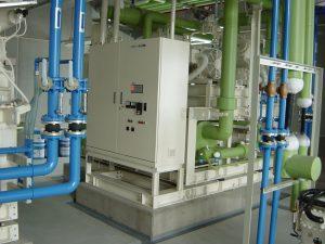 超低温冷蔵庫 高容量二元冷凍装置
